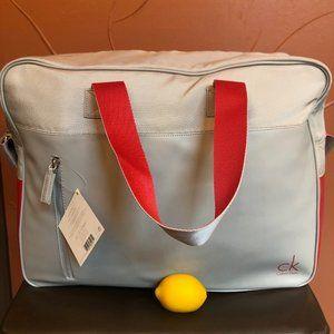 Calvin Klein Weekender/Duffle Bag NWT